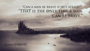Game of Thrones quote wallpaper by darthdude117