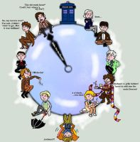 The eleventh hour by midmarcy