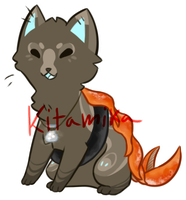 ShrimpTail Cats 12 -- Open Auction | Uncommon by kitamika