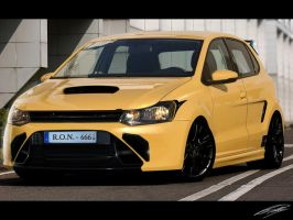 VW Polo by 7RON7