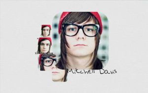 Mitchell Davis Wallpaper- 1 by Ion-Sky