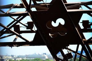 Eiffel Tower III by mattconnect