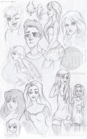 SketchDump o6 by ToneDeep113