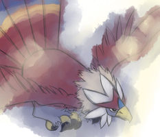 Day 3 - Favorite Flying Type by N4ught