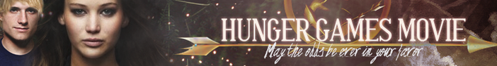 Hunger Games Movie Banner 2 by AliceCullen88