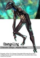 Character Concept Changeling by AngelitaRamos