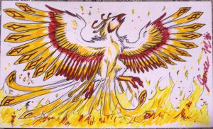 Pheonix Commission - AD 2008 by Jianre-M
