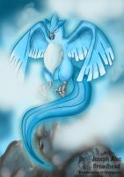 144 Articuno by icewolf6622