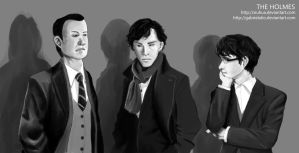 The Holmes by xiuhua