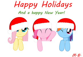Happy Holidays by MisterBrony