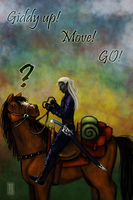 Giddy Up! by Siobhan68