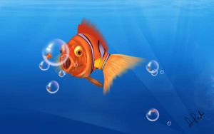Red Fish by designjit
