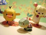 Turtwig - Papercraft by Lyrin-83