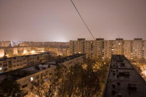 Night in Bucharest by as--time--goes--by