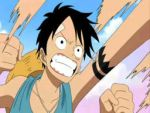 Luffy Attacking gif by PikachuStar93