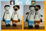 Yogscast - Sipsco by KnitLizzy