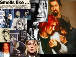 Kurt Cobain Wallpaper by leftflank
