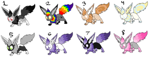 RQ: Flareon Adopts CLOSED by sam-speed
