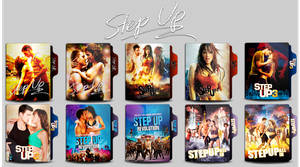 Folder Icon Step Up Collection Pack by faelpessoal