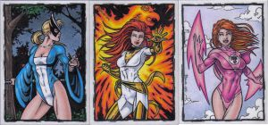 Sketch Card Commissions D by tonyperna
