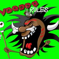 VoodooRULES.com Icon by Creatively-Me