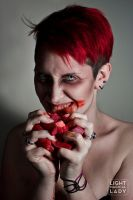 Zombie/Cannibal by LightMagicalLady