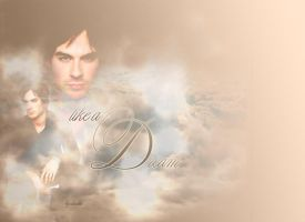 damon salvatore by claudiaV3