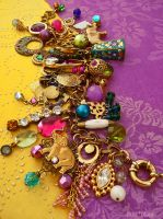 Bollywood bracelet by janedean