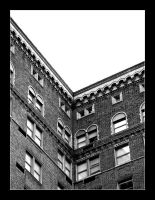 Apartment Building by MichelleMarie