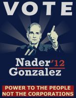 Vote Ralph Nader by D3L1GHT