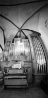 pipe organ by ill23