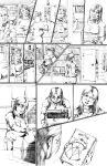 Between Pages 4 pencils by Jordith
