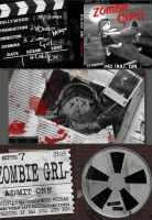 Zombie Girl Album by InvisibleSnow