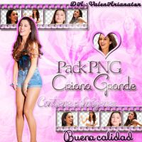 Pack PNG Ariana Grande Video Baby I by ValenArianator