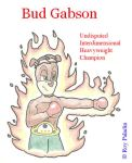 Bud Gabson, the Champ by Day--V