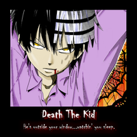 Death the Kid Motiv. by insanelyADD