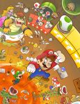 Super Mario Brothers 2011 by TheBourgyman