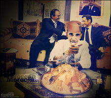 Moroccan Obama by CoolDes