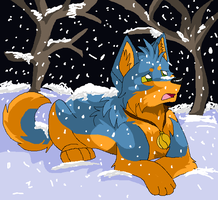 Once Upon A December by Toby-Wolfkat