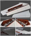 F-14D wip 1 Wings by Siregar3D