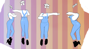 MMD Outfit 106 by MMD3DCGParts
