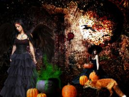 Night of the Wicked by laahaalaahaa