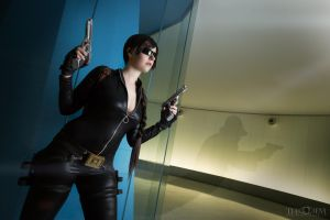 Lara's spy mode activated! by SCARLET-COSPLAY