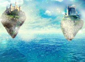 The Two Castle by EMZskie