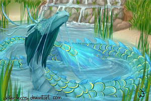 TE: Water's Edge by Winterferns