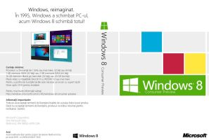 Windows 8 Consumer Preview DVD Cover (ro-RO) by Misaki2009