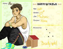 Aleix {H-T} by MichellesBird