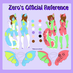 Zero Official Reference Sheet by Zerovot