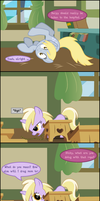 ATG - Day 7 - Dragging's such a drag by CheshireTwilight