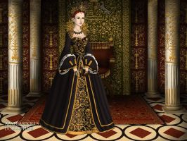 Queen Elizabeth I by QueenTudor